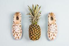 水果圖案夏日玩味十足:Vans 2015春夏系列   Popbee - 線上時尚生活雜誌