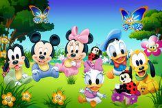 <3 Disney Babys <3