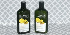 Avalon Organics Clarifying Lemon Shampoo & Conditioner – Review