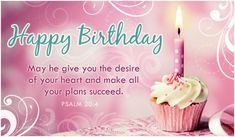 Happy Birthday Bible Verse For Daughter