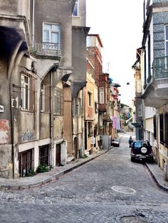 Balat streets İstanbul
