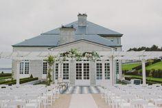 Venue: Campbell Point House (Victoria, Australia) / Emma & Andy's Lakeside Estate Wedding