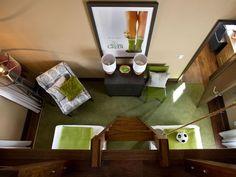 2012 HGTV Green Home Kids' Room