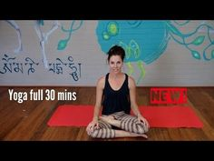 Yoga Vinyasa Strong Flow - 30 Mins - YouTube