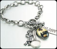 Sherlock Holmes Jewelry Sherlock Holmes by BlackberryDesigns, $58.00