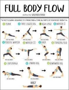 yoga poses for flexibility ~ yoga poses . yoga poses for beginners . yoga poses for two people . yoga poses for flexibility . yoga poses for beginners flexibility . yoga poses for back pain . yoga poses for beginners easy Yoga Beginners, Workout For Beginners, Yoga Sequence For Beginners, Full Body Yoga Workout, Beginner Yoga Workout, Yoga Workouts, Yoga Exercises, Fitness Exercises, Morning Exercises