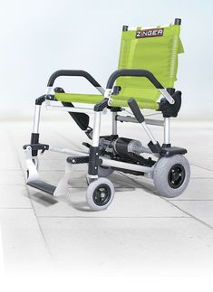 It S The Instant Folding Motorized Chair Awarded 4 Us