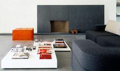 modern residential interiors design
