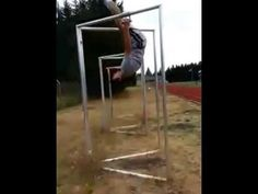 Pole vault training equipment