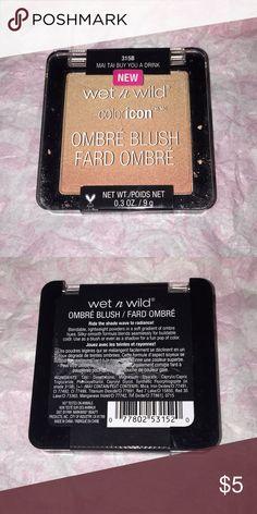 Wet n Wild Blush Ombré Blush wet n wild Makeup Blush