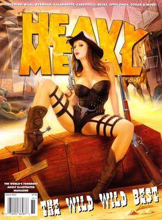 Heavy Metal Magazine (Volume) - Comic Vine