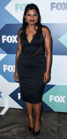 Mindy Kaling attends the 2013 Television Critics Association's Summer Press Tour - FOX All-Star Party at the Soho House in West Hollywood. (August 1, 2013)