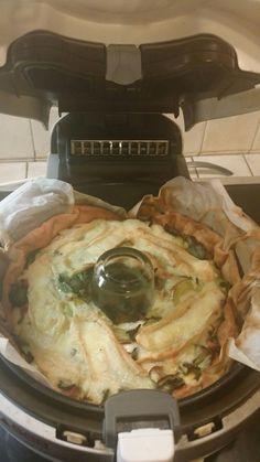 poireauflette à l'actifry – La cuisine d'une pin-up Air Fryer Recipes, Flan, Fries, Pork, Diners, Quiche, Pin Up, Image, Cook