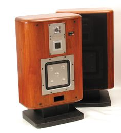 Sony APM-4 Loudspeakers. Sony Speakers, Audiophile Speakers, Bookshelf Speakers, Audio Design, Speaker Design, Sound Design, Network Organization, Valve Amplifier, High End Audio