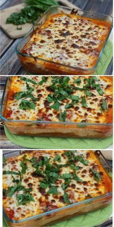 Spaghetti Squash Lasagna [Vegetarian and Gluten Free] This recipe is SO easy! A… Spaghetti-Kürbis-Lasagne [Vegetarian and Gluten Free] Dieses Rezept ist so einfach! Und es hat weniger als 300 Kalorien pro Portion! Dieta Vegan, Vegan Keto, Veggie Dishes, Vegetable Recipes, Vegetarian Recipes, Vegetarian Spaghetti Squash Recipes, Vegetarian Cooking, Paleo Pasta, Vegetarian Sandwiches