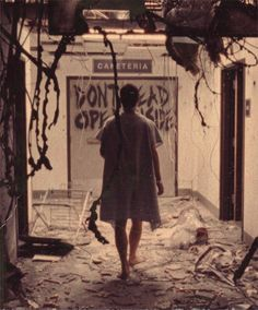 The Walking Dead. One of the best/creepiest scenes.
