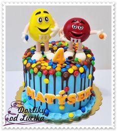 Dorty pro děti 3. :: Dortíky od Lucíka Birthday Cake, Parties, Food Cakes, Birthday Cakes, Cake Birthday