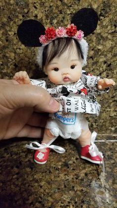 Reborn Toddler Dolls, Newborn Baby Dolls, Reborn Babies, Tiny Dolls, Cute Dolls, Silicone Baby Dolls, Clay Art Projects, Realistic Baby Dolls, Clay Baby