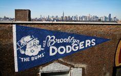 Brooklyn Dodgers #retro #sports