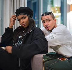 Ryan and Quincy Relationship Goals Pictures, Cute Relationships, Movie Couples, Cute Couples, Star Fox Tv Show, Lee Daniels Star, Young Black Couples, Quincy Brown, My Future Boyfriend