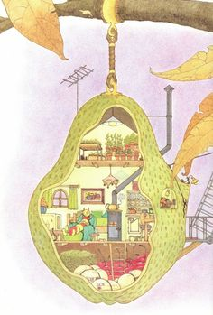 Here is a light hearted view of design. In 1982 a designer friend gave me a beautiful and cleverly illustrated children's book; Need a House Call Miss Mouse illustrated by Doris Susan Smith. It's a reminder of the pleasure that design brings, but at the same time it's a caution not to take it too seriously.