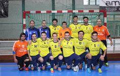 CLUBE DESPORTIVO FEIRENSE: Futsal | 3º lugar no Torneio Triangular