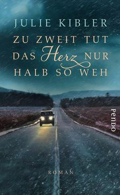 "German edition, comes out AUGUST 19, 2012 Title Translation:"" With two, the heart hurts only half as much""  Julie Kibler (Author) https:..."