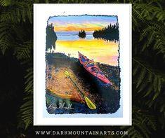 Picture Walls, Support Local, Mountain Art, Moon Art, Selling Art, Local Artists, Handmade Art, Online Art, Photo Art