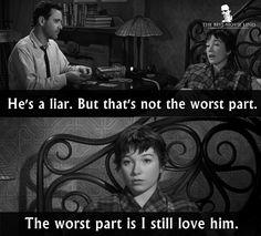 - The Apartment 1960  Jack Lemmon Shirley MacLaine