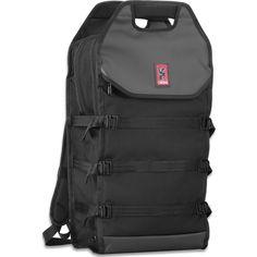 Chrome Kliment Backpack | Black/Black