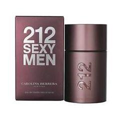 212 SEXY for Men by Carolina Herrera EDT Spray 3.3 oz