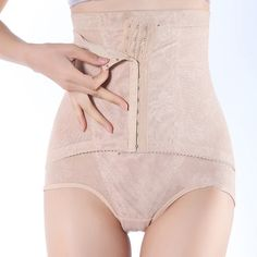 Cintura de Las Mujeres Que Adelgaza Abdomen Cadera Órgano de Control Del Corsé de La Talladora Breve Ropa Interior Intimates