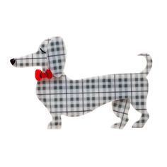 Spiffy the Sausage dog brooch Rockabilly Style, Rockabilly Fashion, Sausage Dogs, Dream Land, Family Jewels, Weiner Dogs, Summer Jewelry, Handmade Jewellery, Dachshunds