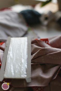 Pääntien huolittelu kuminauhalla tai framilonilla – Mehukekkerit