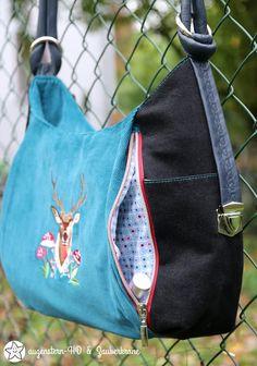 augenstern-hdzauberkrone: ✿ Dany - eine neue Tasche von Frau Machwerk