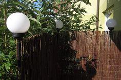 solar #kugeln #Leuchtkugeln zum Aufhängen im #Garten 3er-Set, Kugeln ...