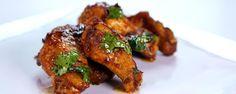 Michael Symon's Chipotle Chicken Wings Recipe | The Chew - ABC.com