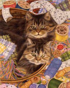 Art of Ann Mortimer