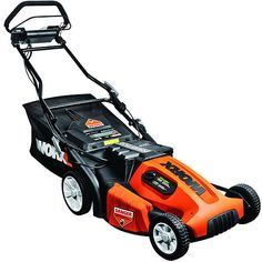 "Worx Electric Lawn Mower, Pacesetter 19"" - Walmart.com"
