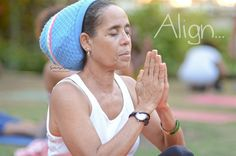 "~ Align ~  {Image taken of Kemetic Yoga Instructor, Baset Sekhmet-Iyabinghi, during a Kemetic Yoga practice at the ""Soul Yoga Fest"" that was held on January 22, 2013, by Master Kemetic Yoga Teacher, Yirser Ra Hotep, at the Hope Botanical Gardens in Kingston, Jamaica.}"