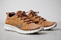 "Nike Free Powerlines+ II ""Almond Brown"" | KicksOnFire"