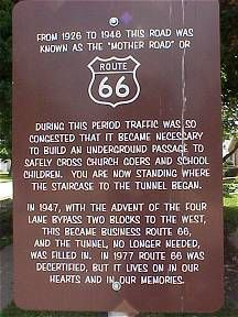 Route 66 in Illinois