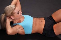 The (15 Minute) Belly Blasting Workout . Even women who are otherwise slender and fit can end up with a belly pooch due to underworked lower abdominal muscles. This workout will tap into the deep abdominal muscles—the transverse abdominis—that pull in your waistline like a corset. Do these moves one after another with no rest in between. Then repeat the circuit so you're performing it a total of two times. by msaifullah9