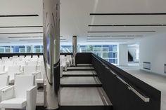 LF Italy the place to meet and put your ideas into practice.  Spazio espositivo Florim  A #Fiorano #interiordesign #architecture #homedecor #home #details #homemade #madeinitaly #luxury #ferronero #blacksteel http://ift.tt/1LWI2Kf
