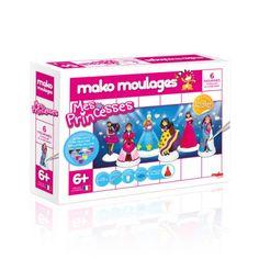 Princesses Mako moulages pour enfant de 6 ans à 10 ans - Oxybul éveil et jeux
