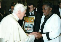 """Pope gives blessing to Ugandan 'kill the gays' lawmaker - Pope Benedict XVI has given his blessing to Rebecca Kadaga, Speaker of the Ugandan Parliament, who has promised to pass the country's notorious anti-gay """"kill the gays"""" bill as a """"Christmas gift"""" to the Ugandan people. Kadaga received the Pope's blessing during a mass on Dec. 12..."""