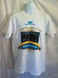 Vintage NIKE Tshirt 90s/ NOS Original Just Do It by sweetVTGtshirt, $20.00