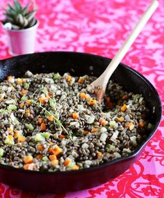 Eat Your Greens » French Picnic Lentil Salad (a.k.a. The Only Lentil Salad Recipe You Need)