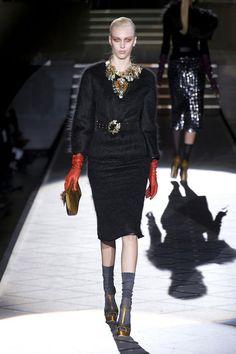 Fashion Week Milan Fall-Winter 2013/14: Dsquared ²