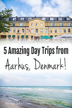 Want to visit some beautiful villages in Jutland? These are 5 incredible day trips from Aarhus, Denmark to see everything from the northernmost point to the oldest town in Denmark! Visit Denmark, Denmark Travel, Travel Netherlands, Poland Travel, Aarhus, Europe Travel Guide, Travel Guides, Budget Travel, Travel Tips